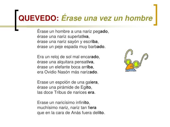 QUEVEDO: