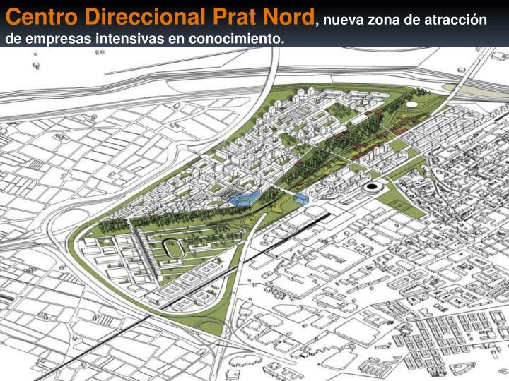 Centro Direccional Prat Nord