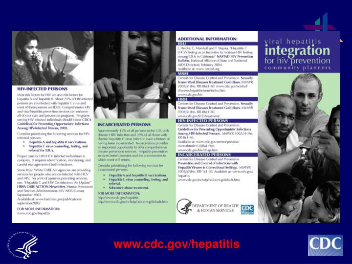 www.cdc.gov/hepatitis