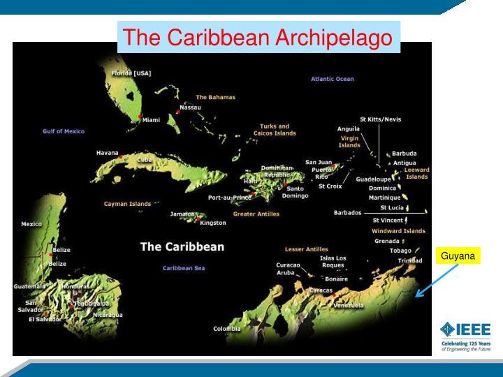 The Caribbean Archipelago