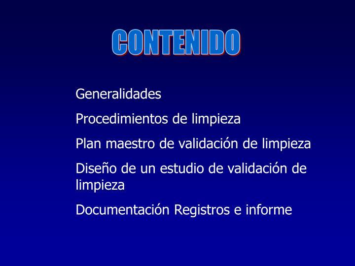 CONTENIDO