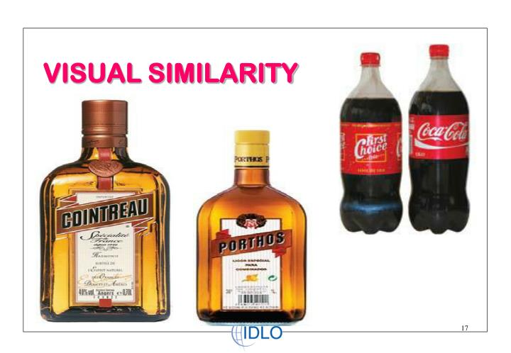 VISUAL SIMILARITY