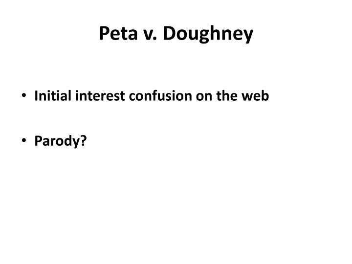 Peta v. Doughney