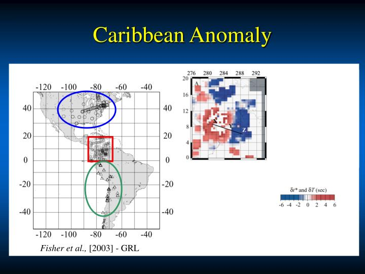 Caribbean Anomaly