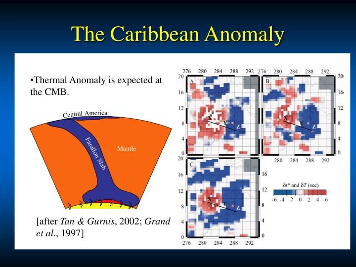 The Caribbean Anomaly