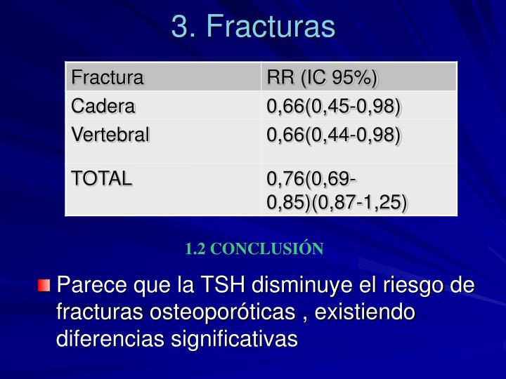 3. Fracturas