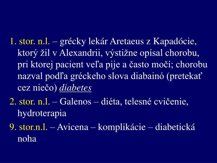 1. stor. n.l.