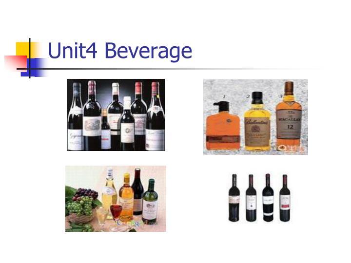 Unit4 Beverage