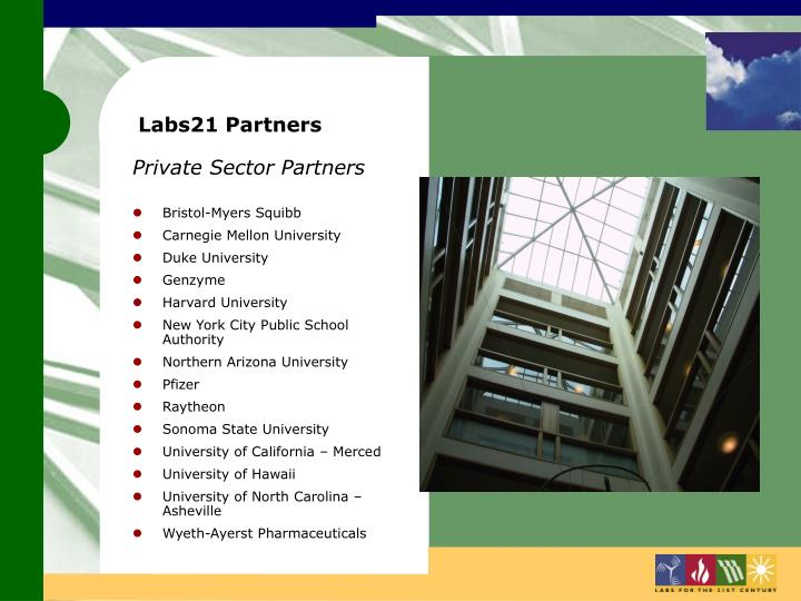 Labs21 Partners