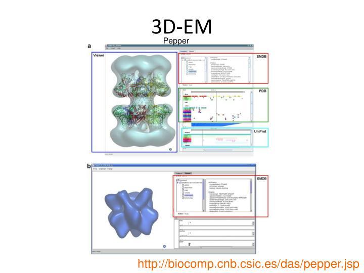3D-EM