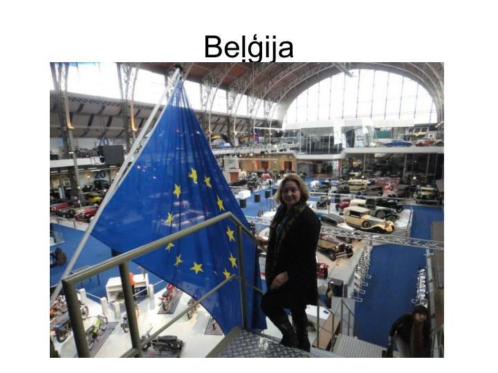 Beļģija