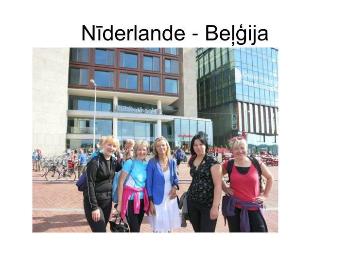 Nīderlande - Beļģija
