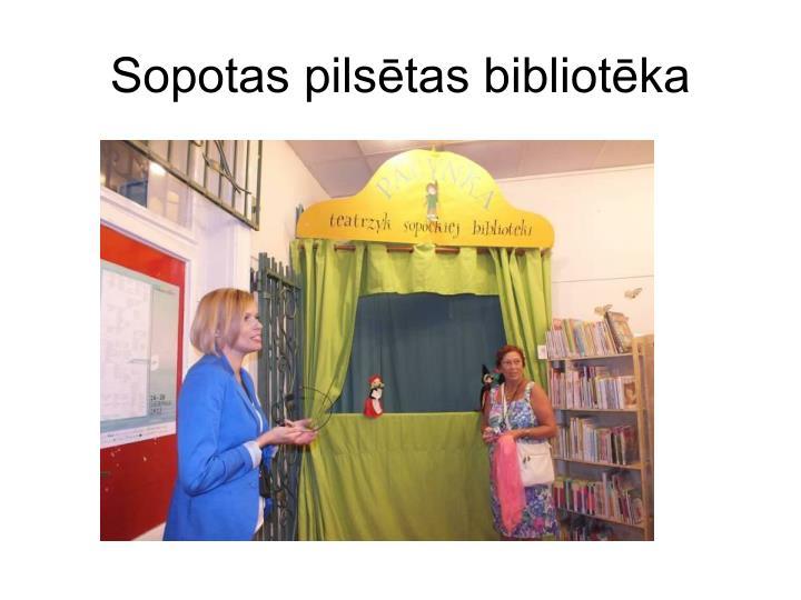 Sopotas pilsētas bibliotēka