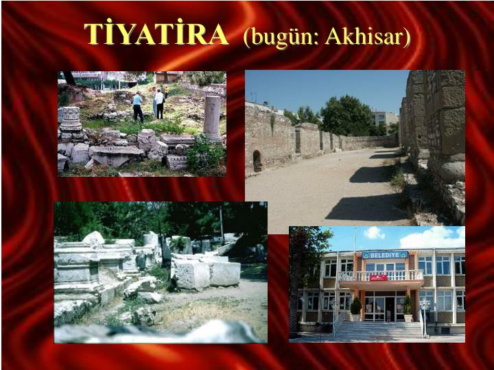 TİYATİRA
