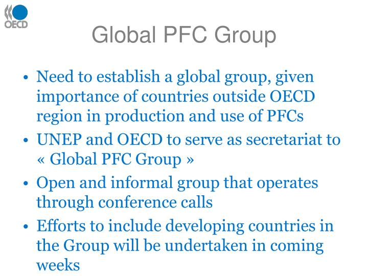 Global PFC Group