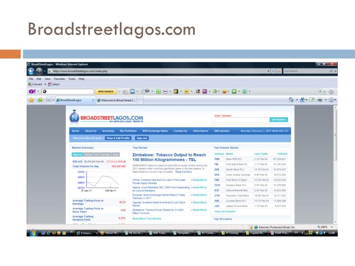 Broadstreetlagos.com