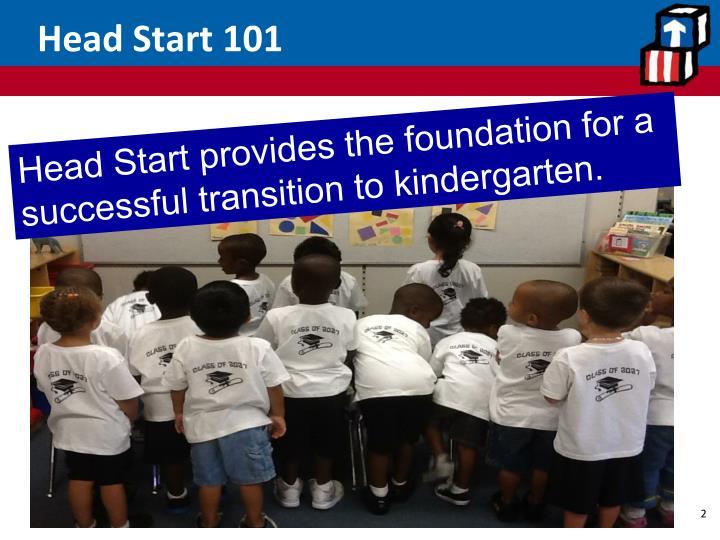 Head Start 101