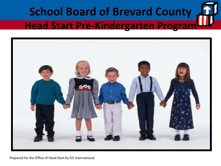 School board of brevard county head start pre kindergarten program