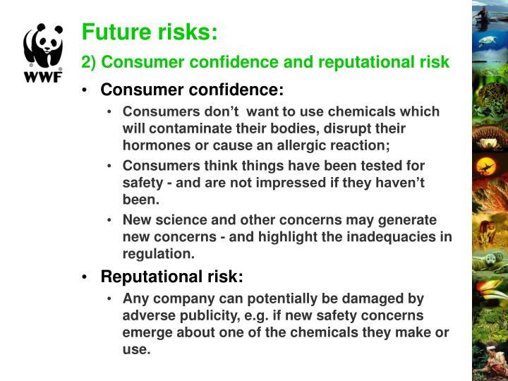 Future risks: