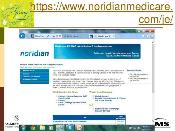 https://www.noridianmedicare.com/je/