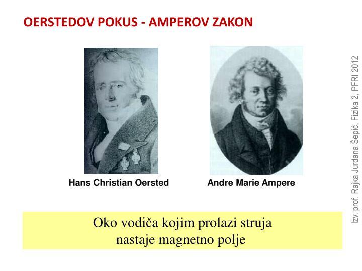 Oerstedov