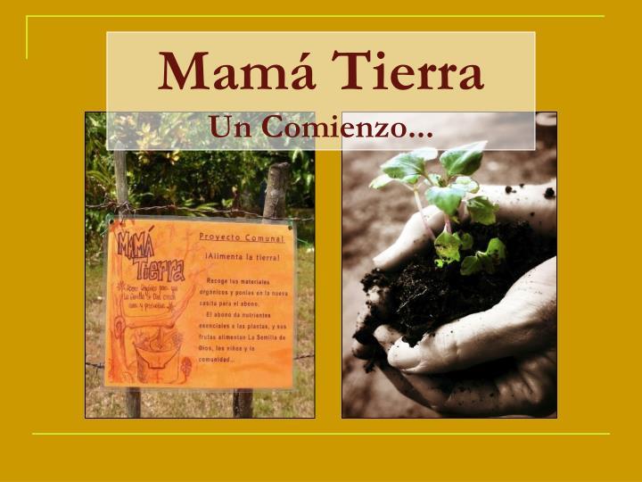 Mamá Tierra