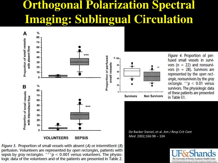 Orthogonal Polarization Spectral Imaging: Sublingual Circulation