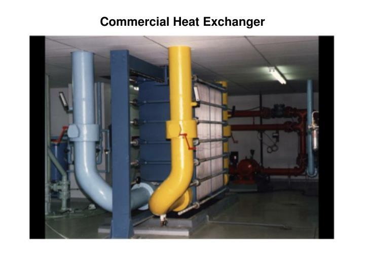 Commercial Heat Exchanger
