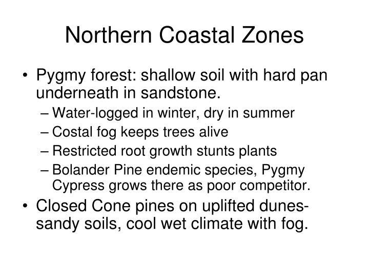 Northern Coastal Zones