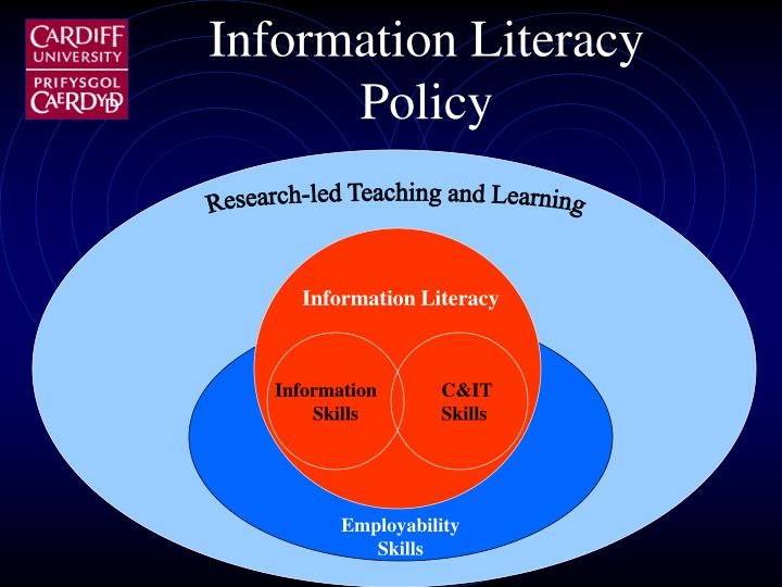 Information Literacy Policy