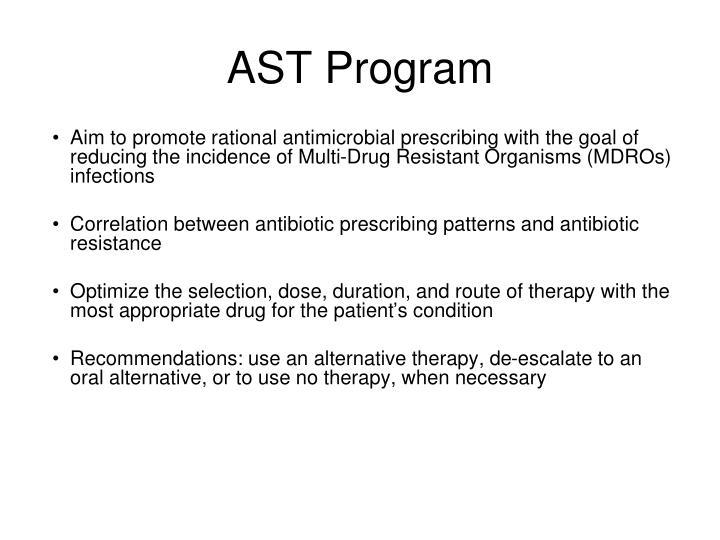 AST Program