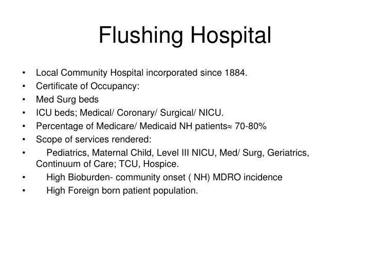 Flushing Hospital