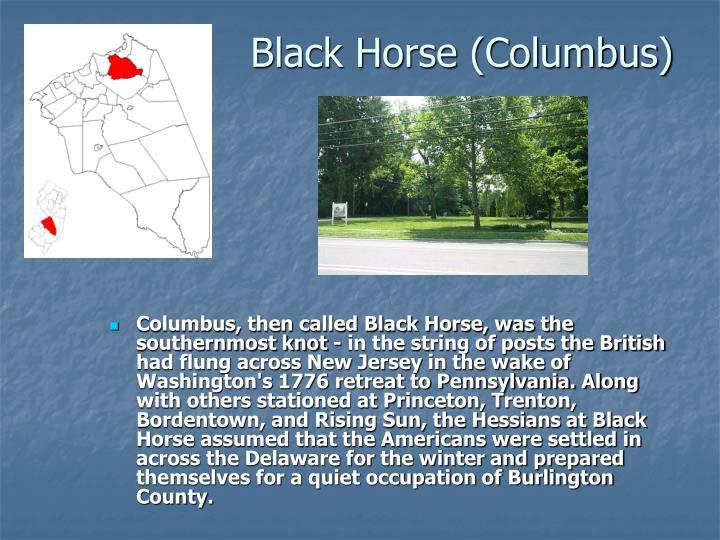 Black Horse (Columbus)