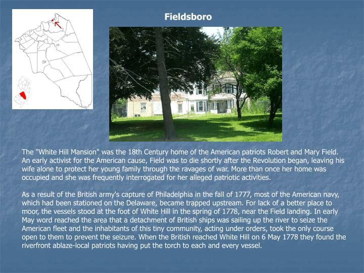 Fieldsboro