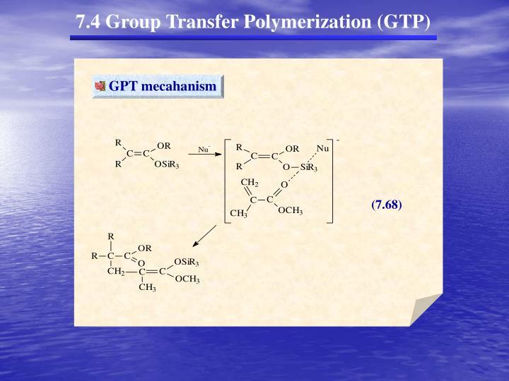 GPT mecahanism