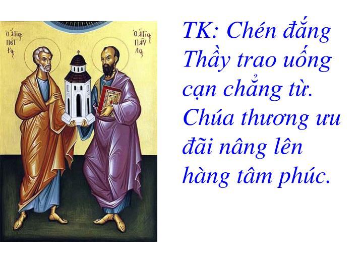 TK: Chn