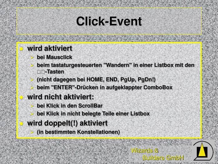 Click-Event