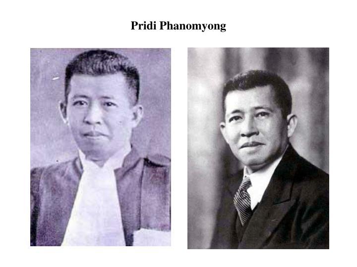 Pridi Phanomyong