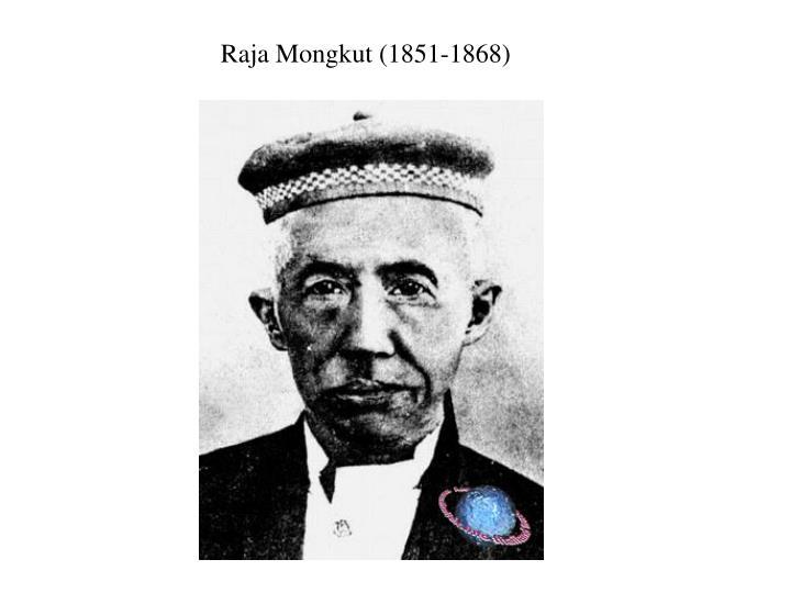 Raja Mongkut (