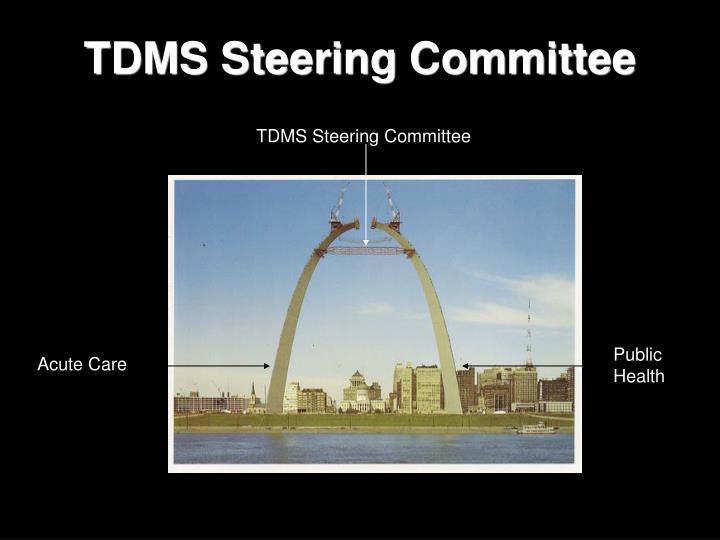 TDMS Steering Committee