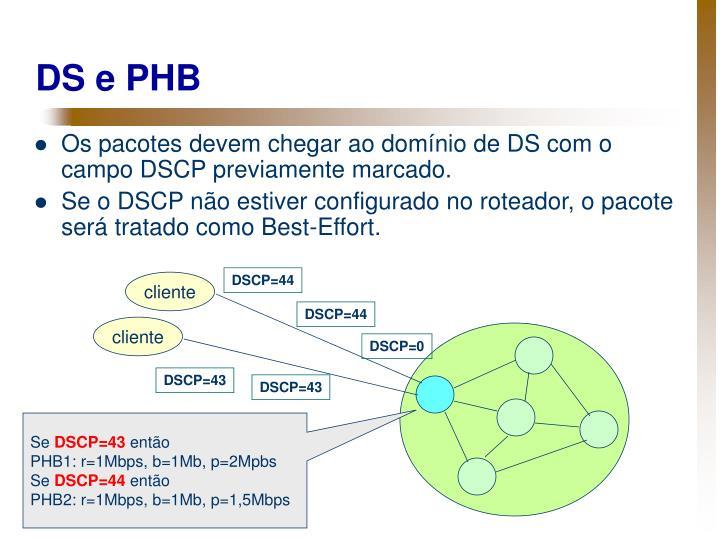 DS e PHB