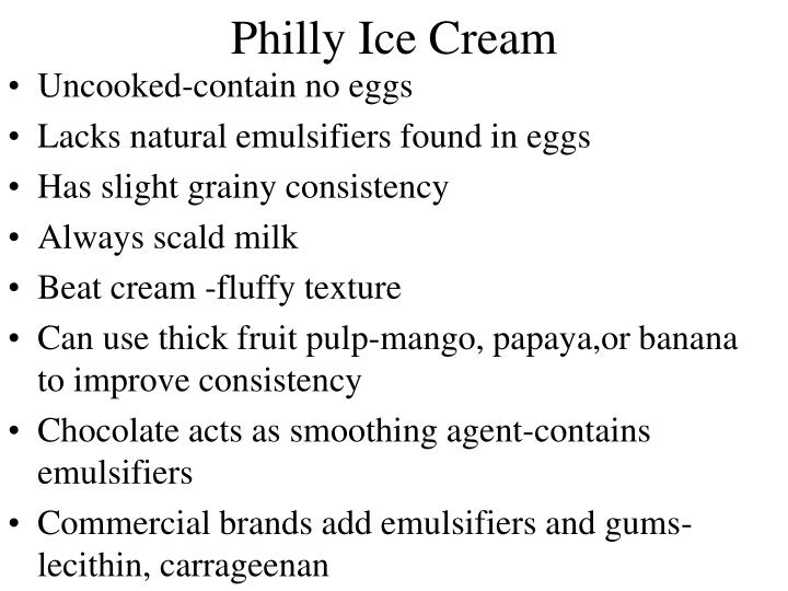 Philly Ice Cream