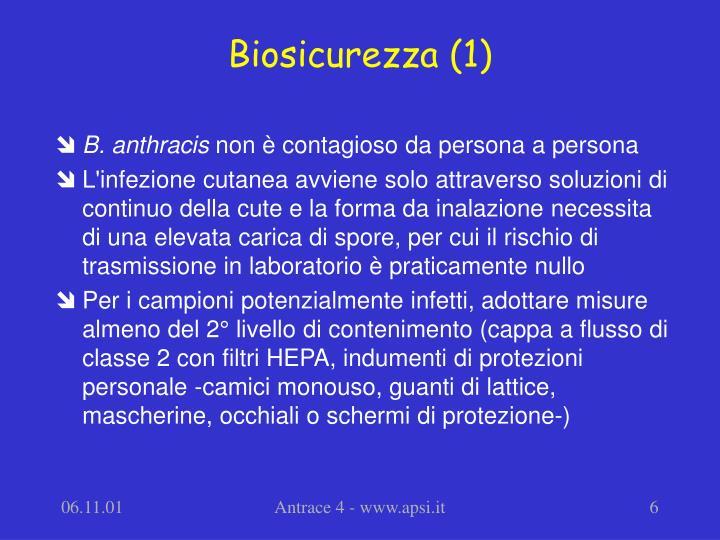 Biosicurezza (1)