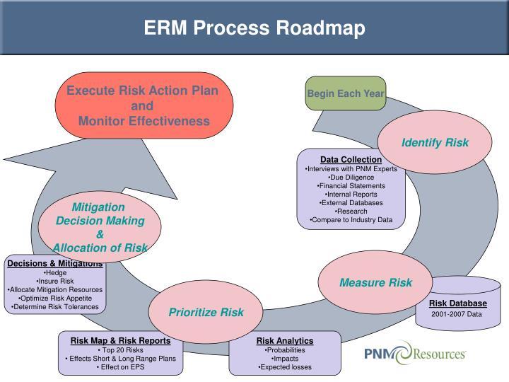 ERM Process Roadmap