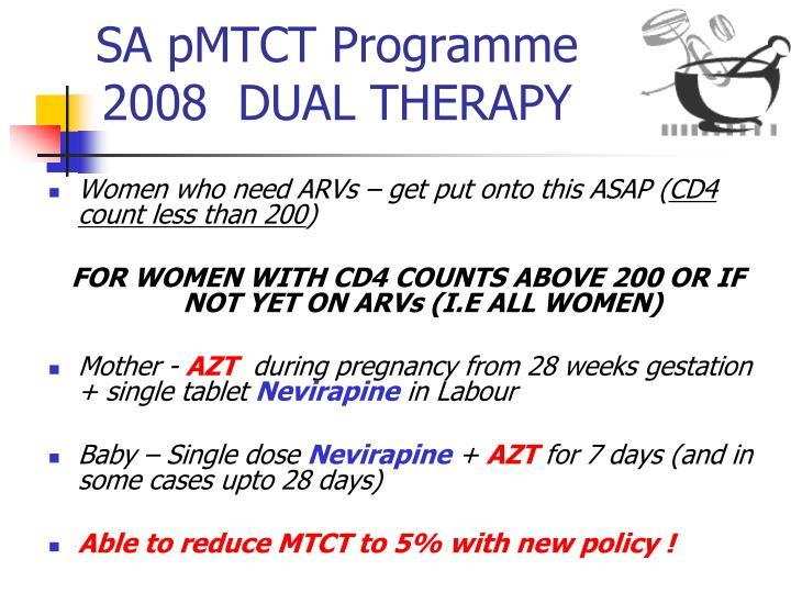 SA pMTCT Programme