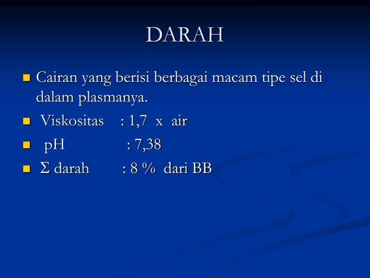 DARAH