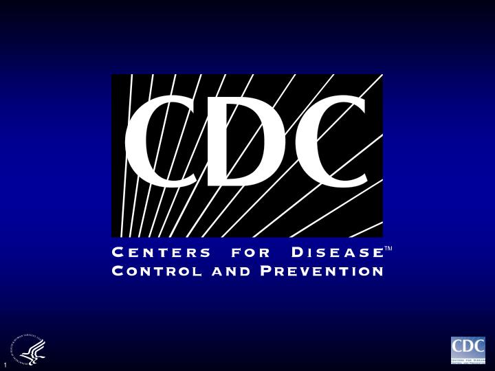 Public health systems research new directions for cdc