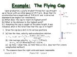 example the flying cap