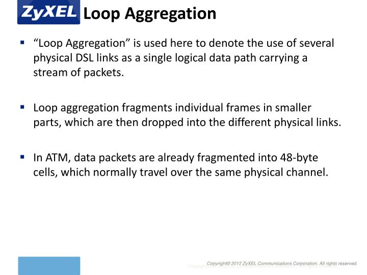Loop Aggregation