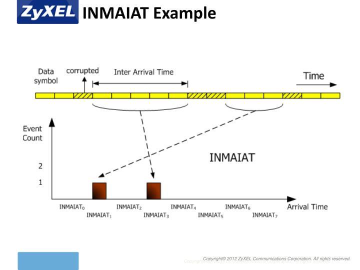INMAIAT Example